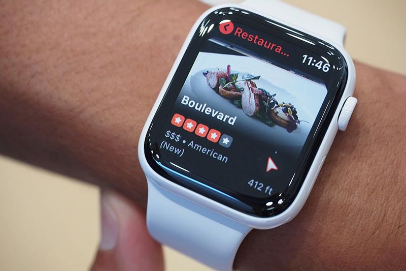 Apple Watch Series 5 Stainless Steel