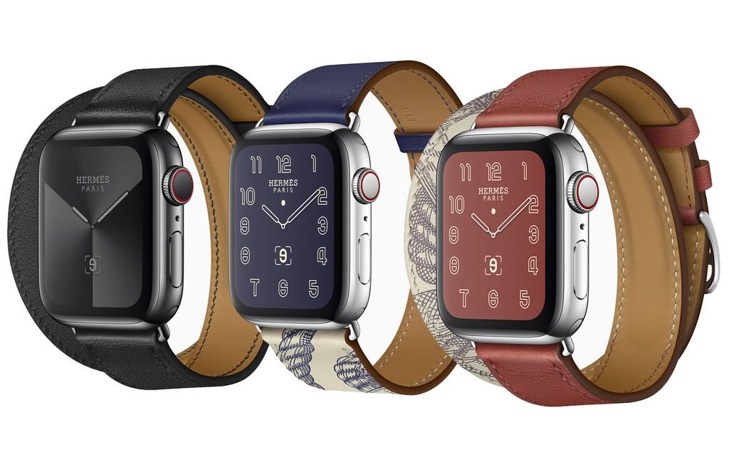 Apple Watch Hermès series 5: sự hợp tác ấn tượng giữa công nghệ và thời trang ảnh 3