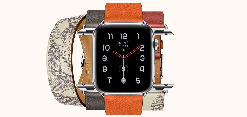 Apple Watch Hermès series 5: sự hợp tác ấn tượng giữa công nghệ và thời trang ảnh 4