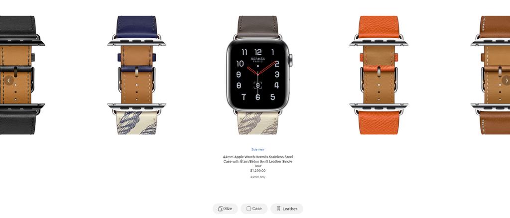 Apple Watch Hermès series 5: sự hợp tác ấn tượng giữa công nghệ và thời trang ảnh 5
