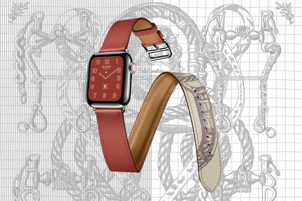 Apple Watch Hermès series 5: sự hợp tác ấn tượng giữa công nghệ và thời trang ảnh 1
