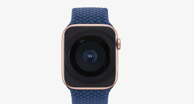 Apple Watch sẽ có Touch ID và Camera ẩn? Ảnh 1